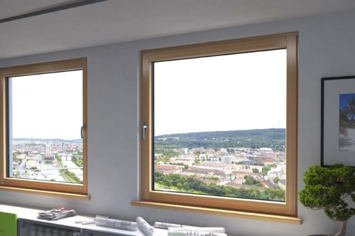HOLZFENSTER PROTECT DAS INNOVATIVE HOLZFENSTER