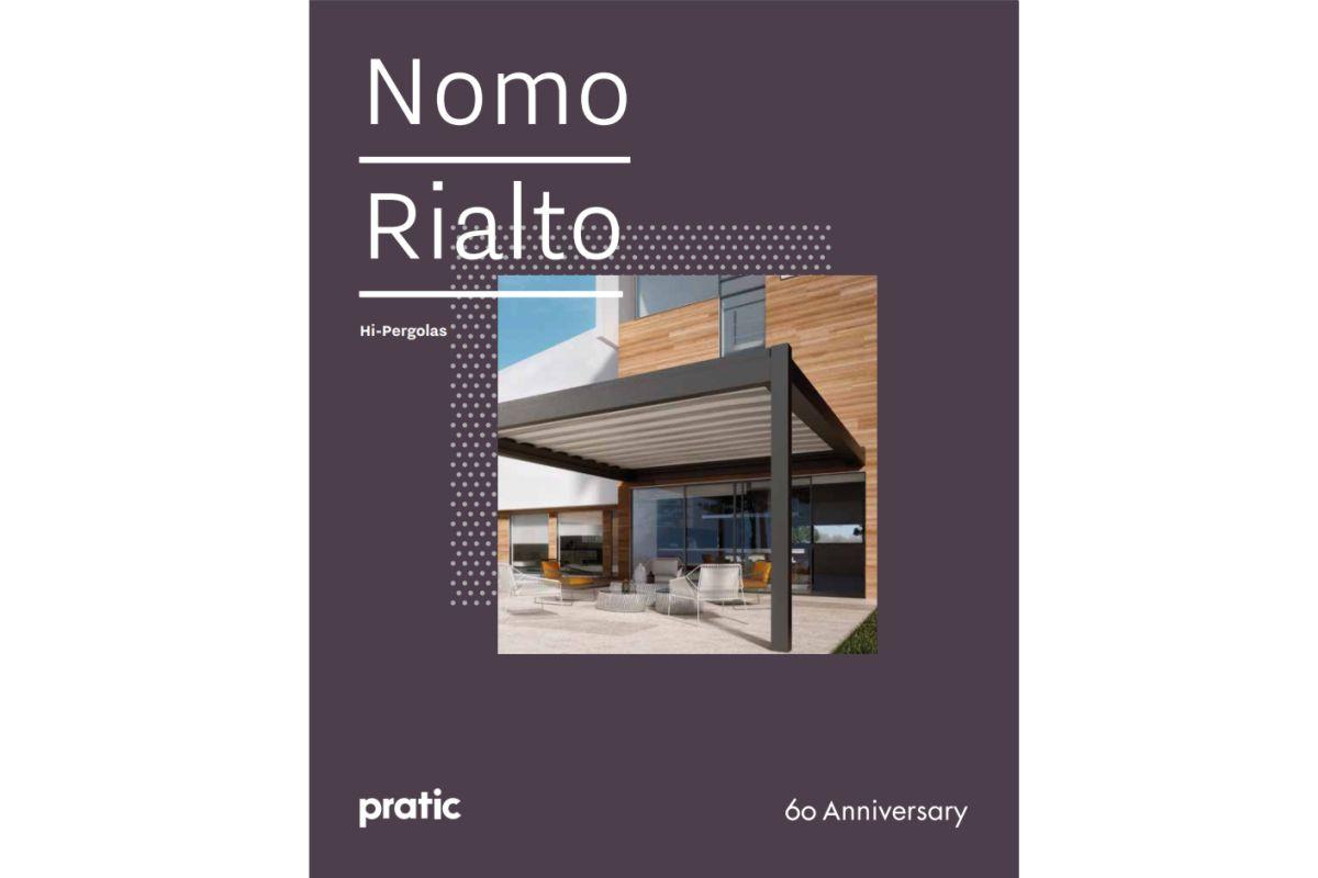 KATALOG PAVILLON PRATIC NOMO & RIALTO